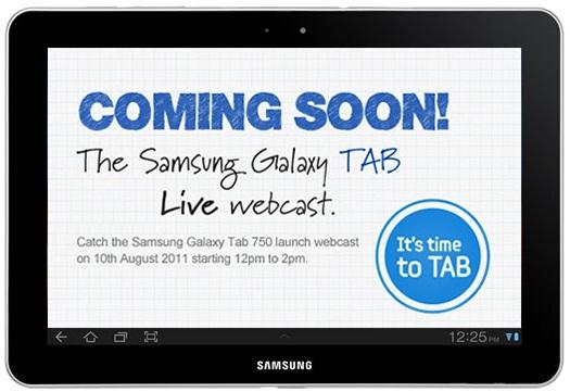 samsung-galaxy-tab-lanzamiento-transmisión-en-línea