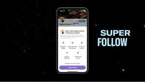 """Twitter anuncia la función """"Super Follow"""" que permite a los usuarios cobrar a los seguidores"""