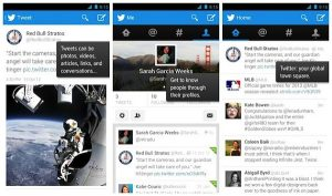 Twitter para Android actualizado