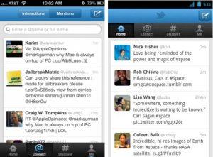 Twitter para Android e iOS actualizado con una nueva interfaz de usuario y un rendimiento mejorado