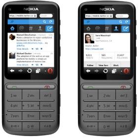 Twitter renueva el aspecto de su sitio móvil para teléfonos con funciones y navegadores más antiguos