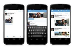 Twitter trae múltiples cargas de fotos y etiquetado de fotos