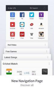 UC Browser 10.7 para Android con interfaz de usuario actualizada y navegación mejorada lanzada