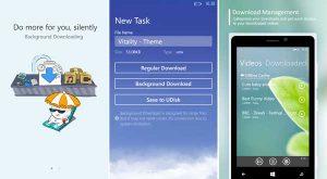 UC Browser 3.2 para Windows Phone con función de descarga en segundo plano lanzada