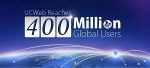 UC Browser ahora tiene 400 millones de usuarios en todo el mundo, 100 millones en Android