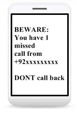 [UPDATE] Tenga cuidado con las llamadas perdidas de los números '+92', se espera la clonación de SIM, dice TOI