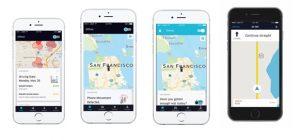 Uber lanza la aplicación de funciones de seguridad vial para conductores