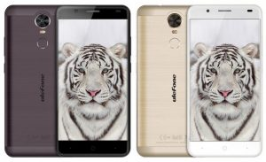 Ulefone Tiger con pantalla HD de 5.5 pulgadas y escáner de huellas dactilares presentado