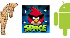 Un caballo de Troya se hace pasar por una aplicación legítima de Angry Birds Space que se extiende en el espacio de Android