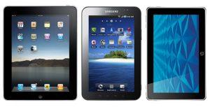 Una perspectiva sobre cómo el mercado de las tabletas está creciendo de manera constante