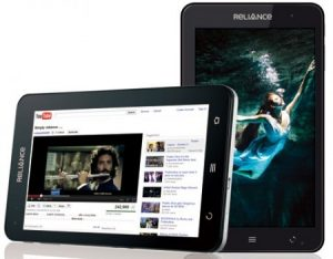 Unboxing de la tableta Reliance 3G [Video]