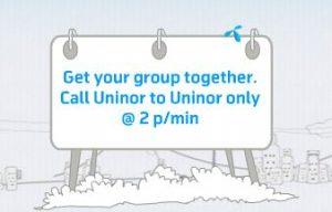 Ahora obtenga hasta un 96% de descuento en llamadas de Uninor a Uninor en Mumbai