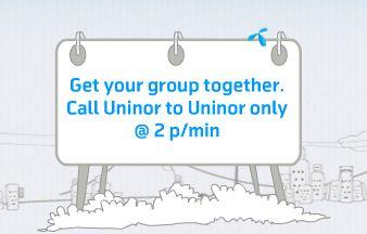 Uninor (Andhra Pradesh) ofrece llamadas en la red a 2p / min