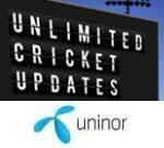Uninor lanza el paquete de actualizaciones de Cricket - Cricket Unlimited