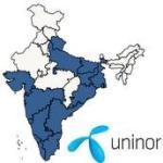 Uninor lanza su servicio móvil en 5 círculos de telecomunicaciones