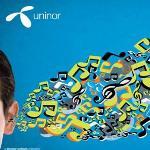 Uninor ofrece música ilimitada a Rs.  2,50 / día