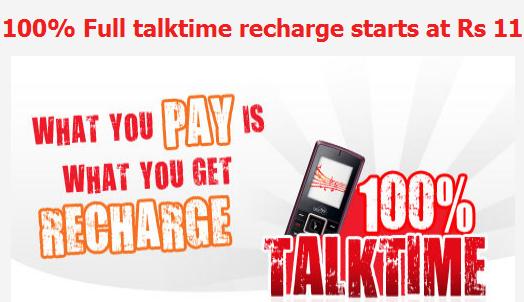 Vales de tiempo de conversación completo de Chota y Bada de Virgin Mobile