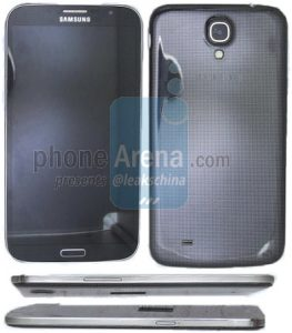Variante Samsung Galaxy Mega 6.3 Duos detectada