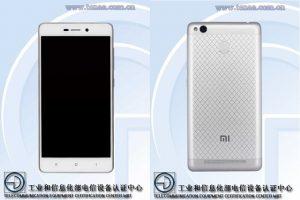 Variante de Xiaomi Redmi 3 con escáner de huellas dactilares detectada en China