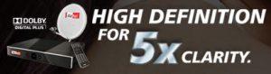 Vea televisión en 3D con Airtel Digital TV HD
