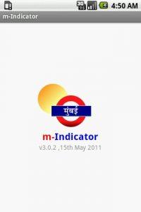 Viaja por Mumbai con la aplicación M-Indicator en Android