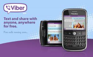 Viber Beta ahora disponible para BlackBerry y Windows Phone 7, aún sin llamadas gratuitas