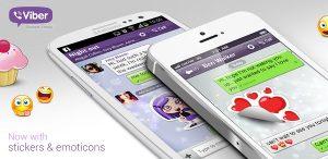 Viber alcanza el hito de 140 millones de usuarios, actualiza la aplicación con nuevos emoticonos y divertidas pegatinas