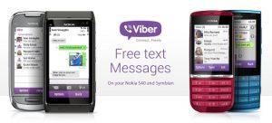 Viber llega a Symbian, S40 y Bada;  Los teléfonos Nokia Lumia reciben llamadas de voz HD