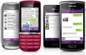 Viber para Symbian, Nokia S40 y bada ahora disponible para descargar