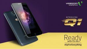 Videocon Q1 V500K listado en línea con Snapdragon 615 SoC, 2 GB de RAM y compatibilidad con aplicaciones dobles