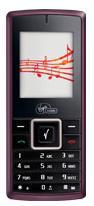 Virgin Mobile lanza nuevo teléfono vBeat