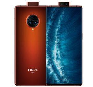 Vivo NEX 3S 5G con tecnología SD865 SoC y 12 GB de RAM anunciado