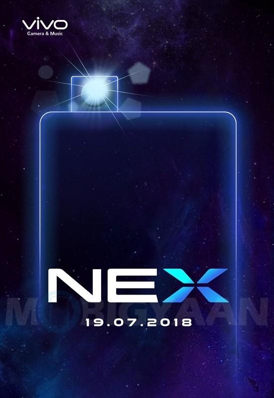 vivo-nex-india-fecha de lanzamiento-julio-19