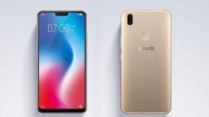 Vivo V9 con Snapdragon 626 SoC, pantalla 19: 9 de 6.3 pulgadas y cámara selfie de 24 MP lanzada en India