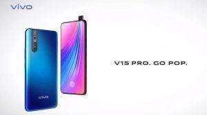 Vivo V15 Pro lanzado en India con una cámara trasera de 48 MP y una cámara selfie emergente de 32 MP