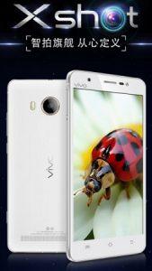Vivo XShot con cámara Sony de 13 MP y CPU Snapdragon 801 anunciado
