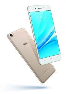 Vivo Y55s con pantalla HD de 5.2 pulgadas y soporte 4G LTE lanzado en India por Rs.  12490