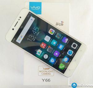 Vivo Y66 Práctico [Images] - Selfie Phone con un presupuesto limitado