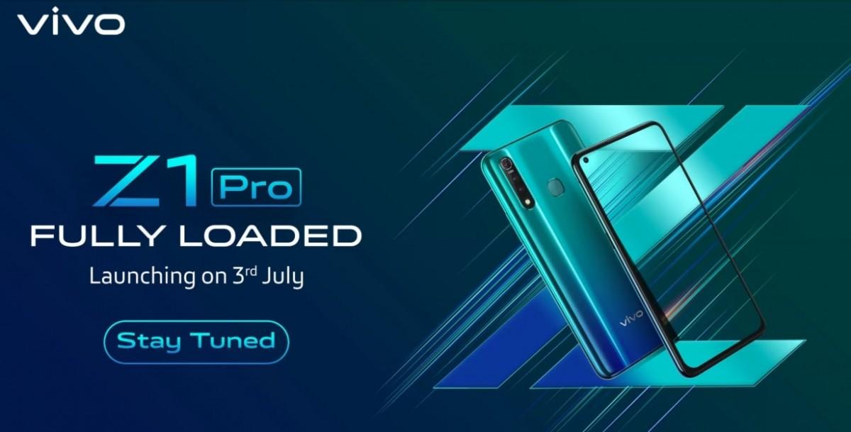 vivo-z1-pro-fecha de lanzamiento