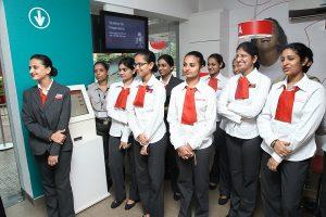'Vodafone Angel Store' ahora abierta en Mumbai, dirigida por un personal exclusivamente femenino