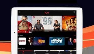 Vodafone Idea se asocia con Sony LIV para ofrecer contenido premium