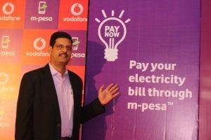 Vodafone ahora permite a los residentes de Haryana pagar las facturas de electricidad utilizando Vodafone M-Pesa