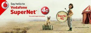 Vodafone amplía los servicios 4G de SuperNet en Karnataka;  Lanza los paquetes Vodafone U