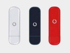 Vodafone lanza 3G dongle K3800 con una velocidad de 14,4 Mbps por Rs.  1750