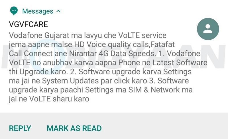 Vodafone-VoLTE-Gujarat