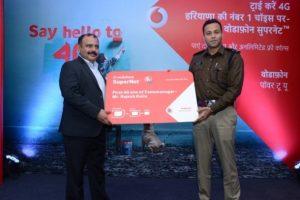 Vodafone lanza servicios 4G en Haryana