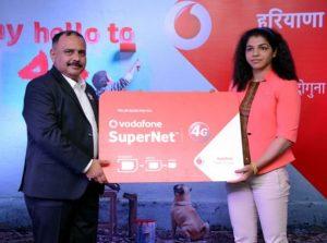 Vodafone lanza servicios 4G en Rohtak, Haryana