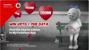Vodafone ofrece datos gratuitos a los clientes que utilizan la aplicación My Vodafone