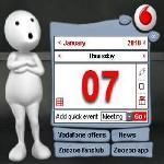 Vodafone presenta el widget Zoozoo de descarga gratuita