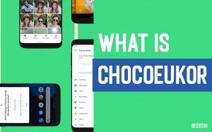¿Qué es ChocoEukor?  ¿Es seguro quitar ChocoEukor?